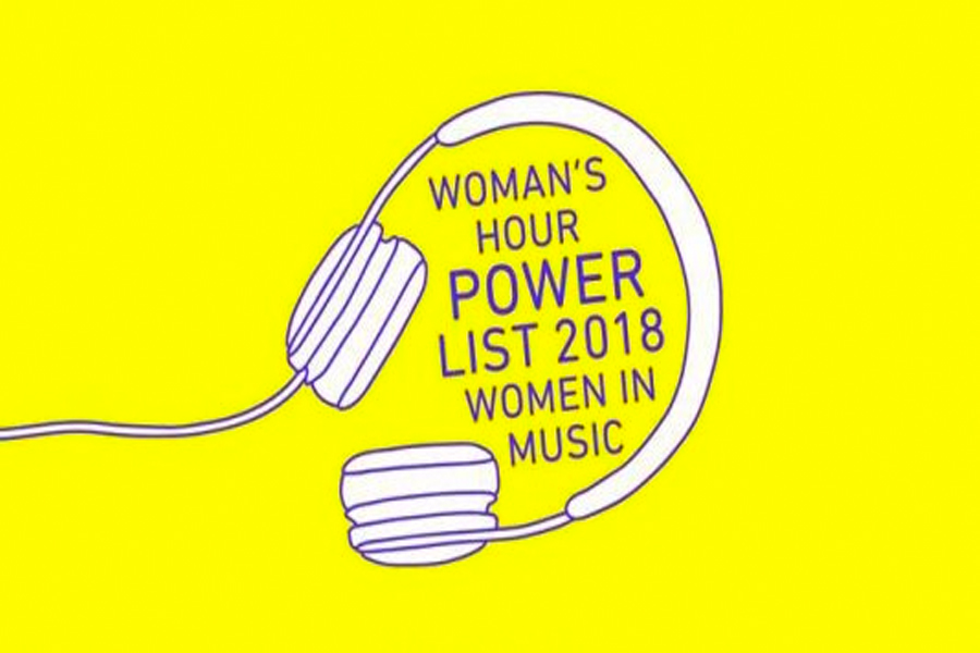 Vanessa Reed No 3 on Woman's Hour Power List